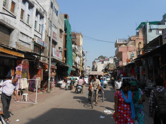Metropolis Tourist Home: Main Bazaar Pahar Ganj