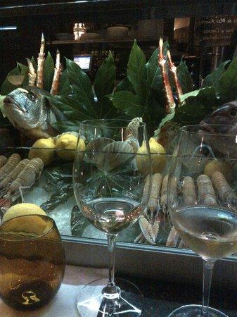 Langosteria 10 : Cena al bancone