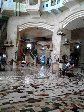 Lella Baya : Lobby - Hall d'entrée