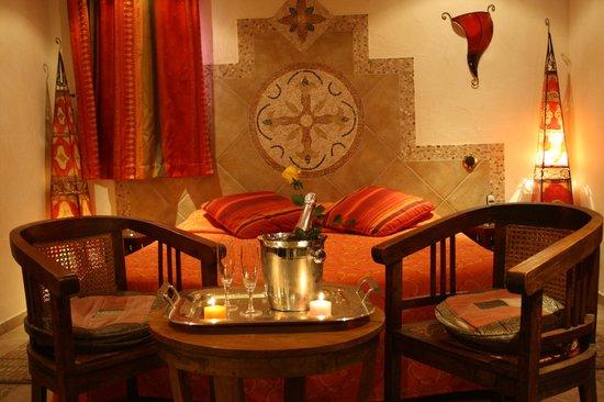 Les II (Deux) Mas Hotel : Suite Al Hambra