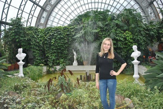 Picture Of Peter The Great Botanical Garden St Petersburg Tripadvisor