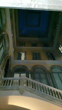 Catalonia Portal de l'Angel: Receprion area