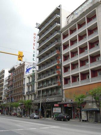 Hotel El Greco Superior: El Greco Hotel Thessaoliniki