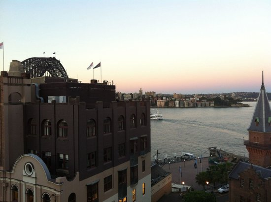 Holiday Inn Old Sydney : View from pool area