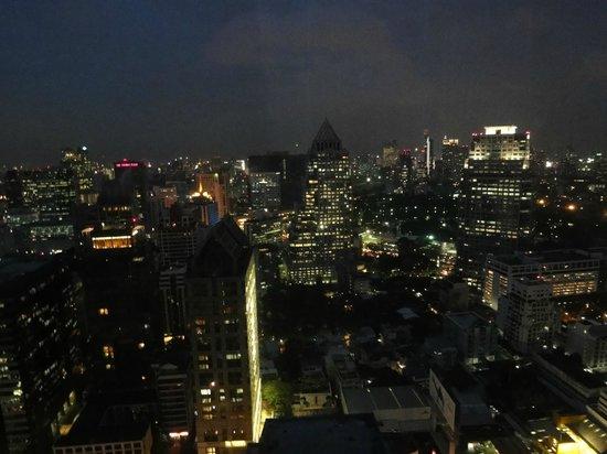 Banyan Tree Bangkok: Night Lights from Room