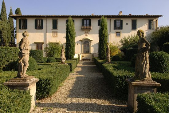 Villa le piazzole florence italy b b reviews photos for Is florence in tuscany
