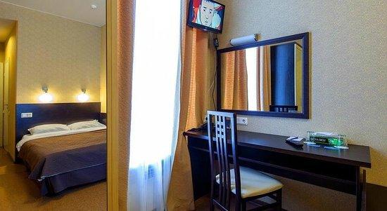 Hostel Bakst at Bolshaya Konyushennaya: номер в отеле