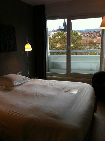 Best Western Plus Hotel Litteraire Alexandre Vialatte : chambre 5E Etage coté rue
