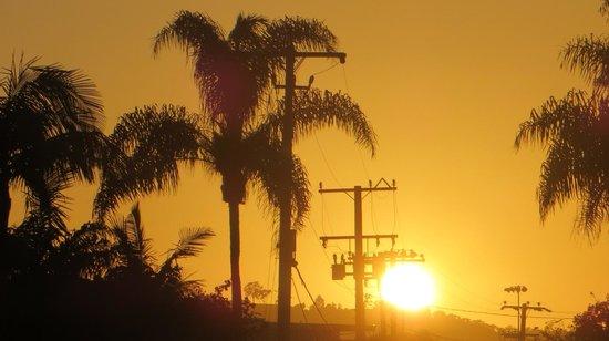 Inn At East Beach : Sunset