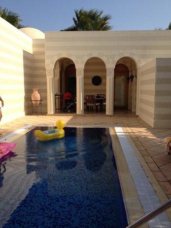 The Oberoi Sahl Hasheesh: Grandsuite private pool