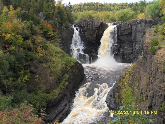 High Falls: The Awesome Falls