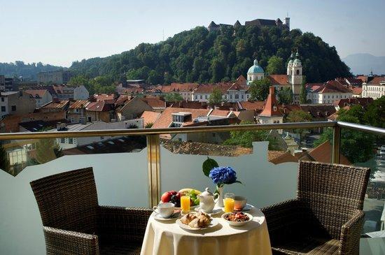 City Hotel Ljubljana Ljubljana Slowenien