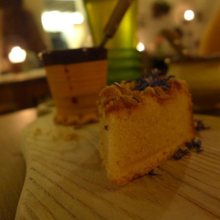 Estlander: Marzipan cake