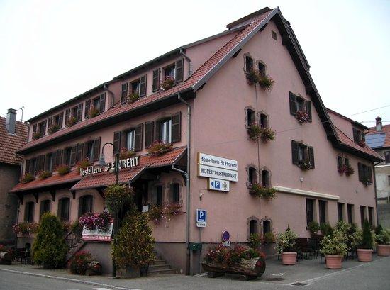 Hostellerie St Florent : knap