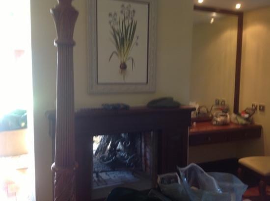 Fairmont Mount Kenya Safari Club: bedroom