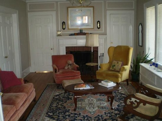 The Church Street Guesthouse : Living Room