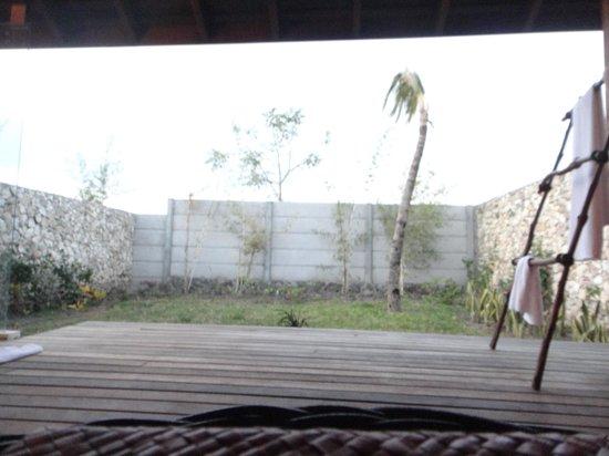 Naya Gawana Resort & Spa: View from Bathroom