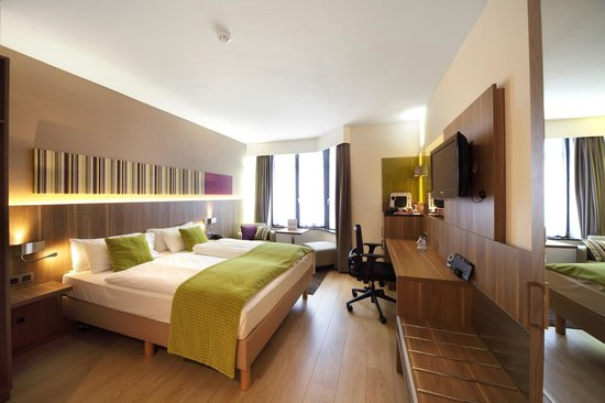 Holiday Inn Brussels Schuman: New rooms
