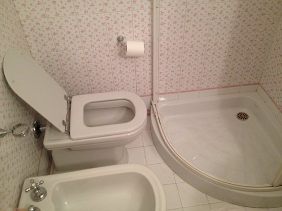 Relais Palazzo Viviani: Tazza WC