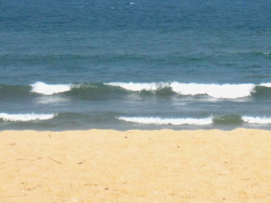 Resorts World Kijal: The beach