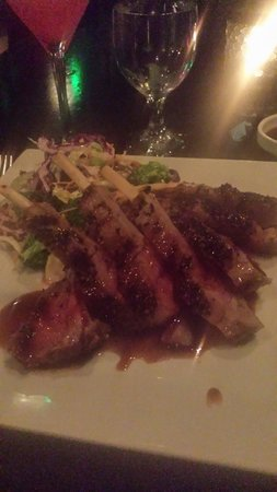 Hotoke Restaurant: Rack of lamb, delicious!!!