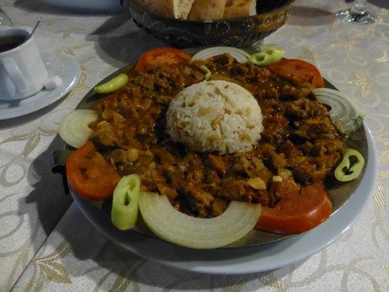 CafeturCa: Mixed Meat Plate (Sac Tava)
