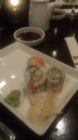 Hotoke Restaurant: California rolls
