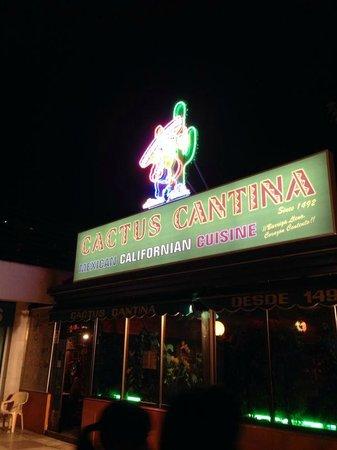 Cantina Alicante : Restaurante Mexicano
