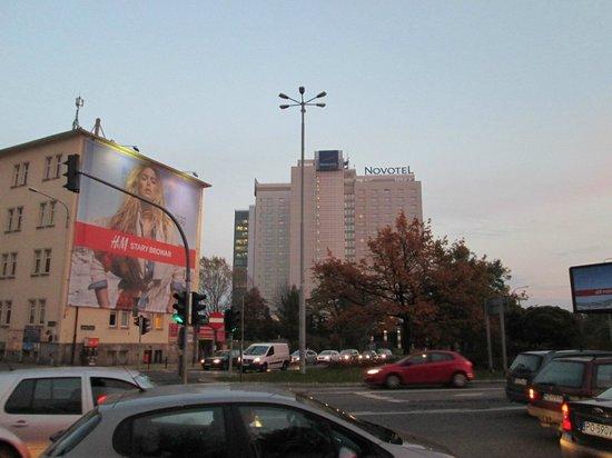 Novotel Poznan Centrum: dintorni..
