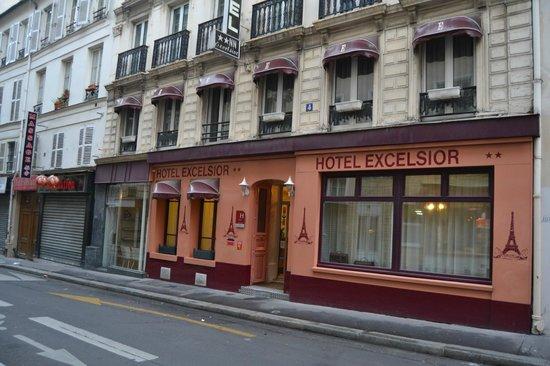 Hotel Excelsior Republique: HOTEL