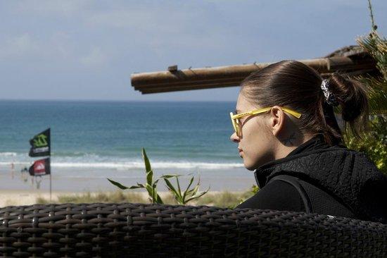 Arte Vida: вид на пляж