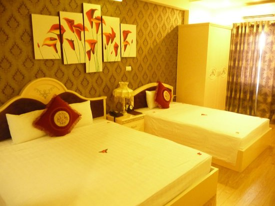 Splendid Star Boutique Hotel: our room