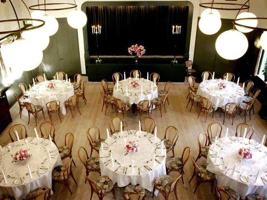 Restaurant Beghuset : Teatersalen