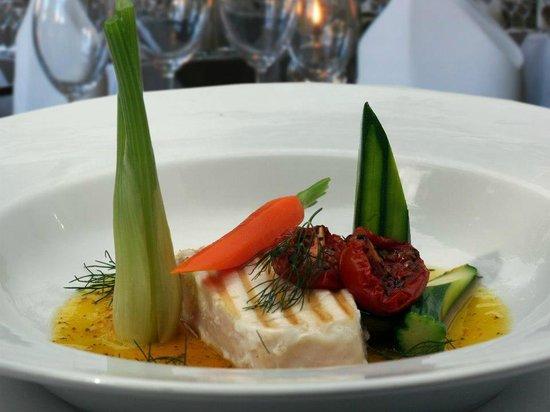 Restaurant Beghuset : Grillet Tun