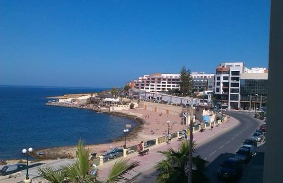 Seaview Hotel: our view