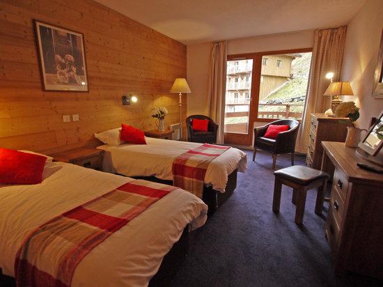 Hotel Montana La Tania Reviews