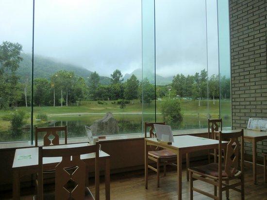 Kussharo Prince Hotel: バイキング会場