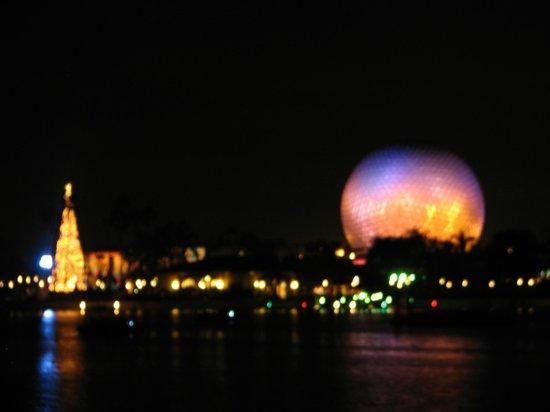 La Nouba - Cirque du Soleil: 2007 trip
