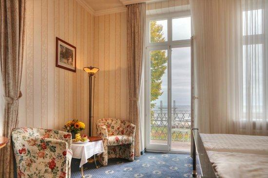 SEETELHOTEL Strandhotel Atlantic: Zimmer