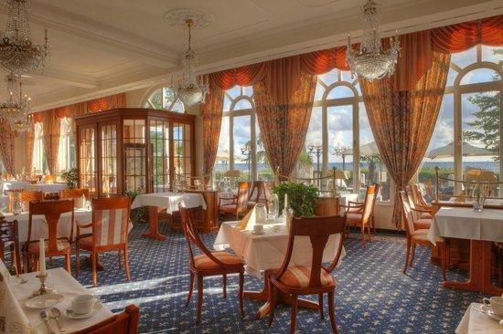 SEETELHOTEL Strandhotel Atlantic: Restaurant