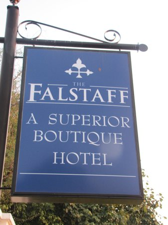 Faircity Falstaff Hotel: Falstaff Hotel