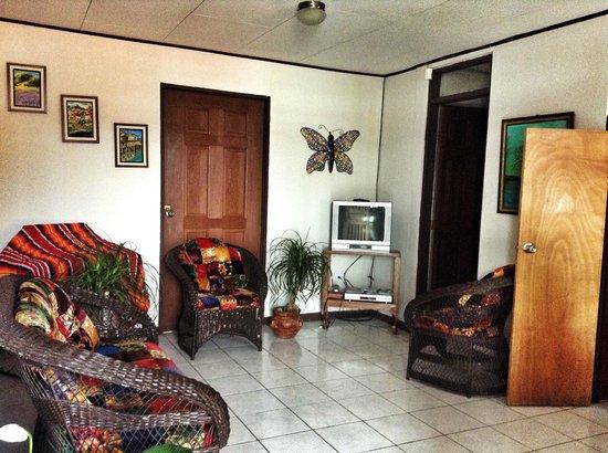 Hostel Sabana: Lobby