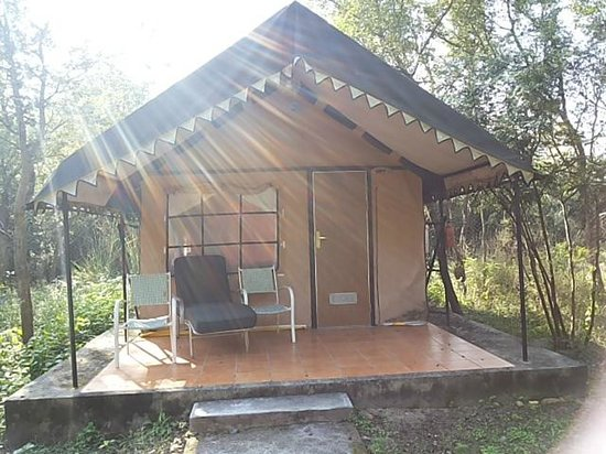 The Kikar Lodge : Tent House