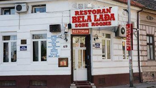 Hostel and Restaurant Bela Ladja