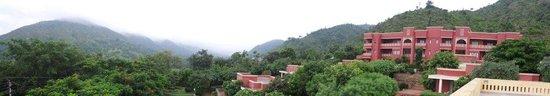 Club Mahindra Fort Kumbhalgarh: hill views