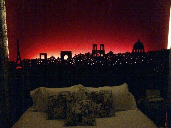Hotel Alexandrie: bedroom