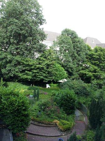 Villa Viktoria : Garden