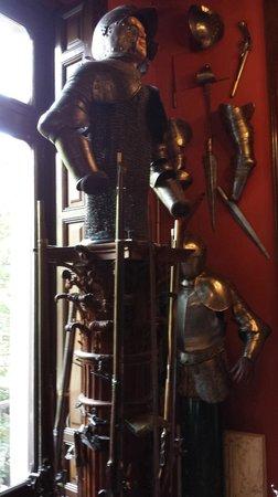 Museo Cerralbo: detail