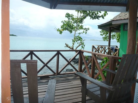 Va-i-Moana Seaside Lodge: Sunset Fale 3