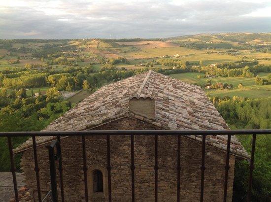 Logis Sur Ciel: The Spectacular View